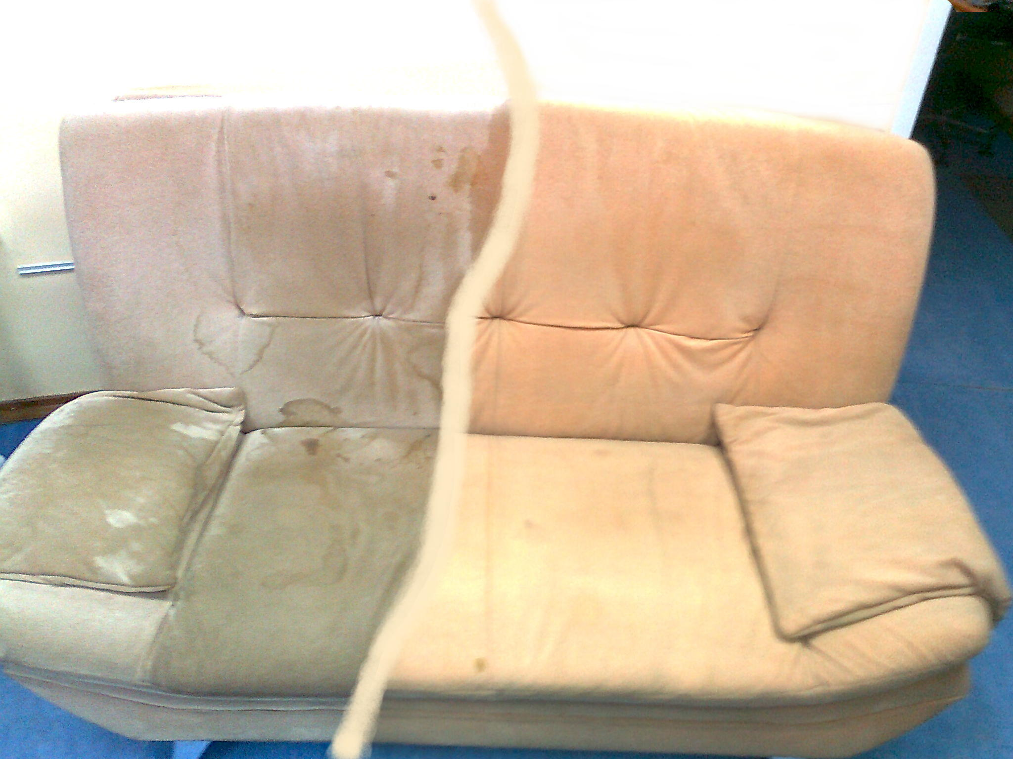 Стоимость химчистки мягкой мебели